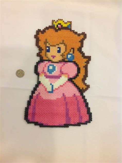 perler bead paper 25 best ideas about paper mario on lucky