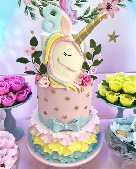 como decorar un pastel de unicornio en casa decoraci 243 n cumplea 241 os unicornio decoraciones tematicas