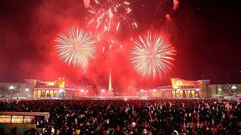 new year at korea korea s jong un wants better living standards