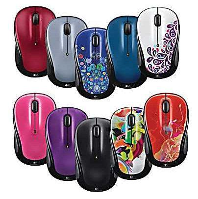 microsoft wireless mouse staples inc logitech m325 wireless optical mouse assorted 9 99 p