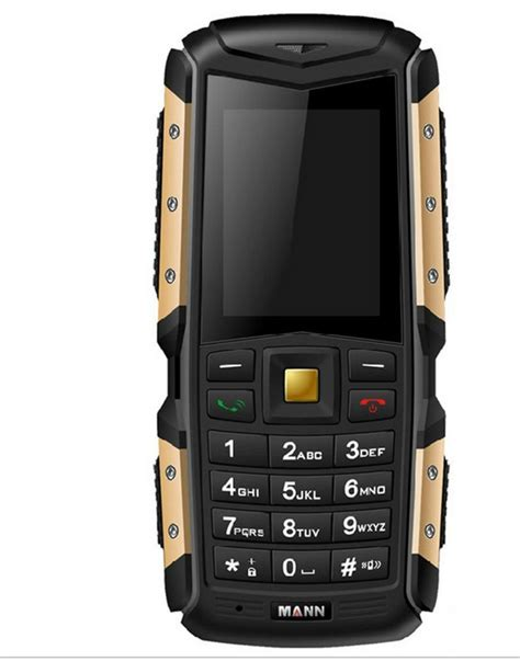 most rugged cell phone original mann zug s value phone 2 0 inch ip67 dustproof shockproof rugged outdoor cell phones 2