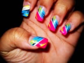 colorful nail designs nail designs trusper