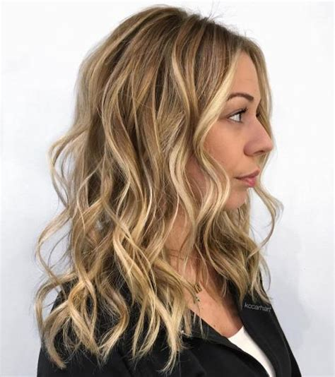 name of hairstyle with lighter on bottom 20 trendy and chic bronde hair ideas styleoholic