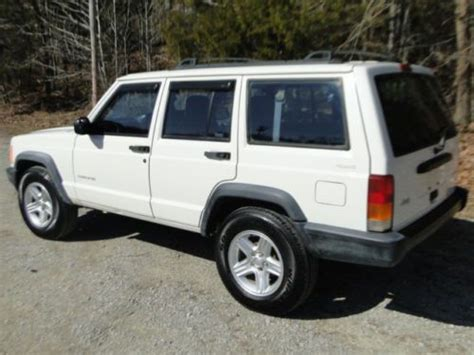 mail jeep cherokee buy used 2000 jeep cherokee factory right hand drive rhd