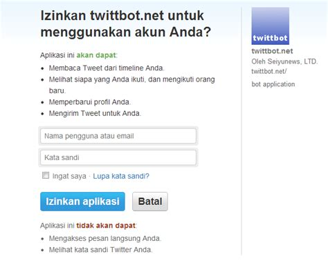 cara membuat twitter update otomatis cara update tweet status twitter otomatis xeroncyber blog
