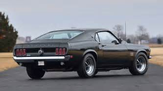 Ford Mustand Ford Mustang 429 Fastback 1969 Usa Gie蛯da Klasyk 243 W