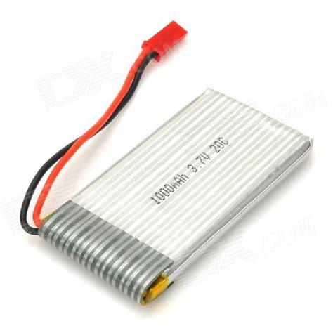 Baterai Drone 3 7 V 3 7v 1000mah li ion polymer battery for electric r c
