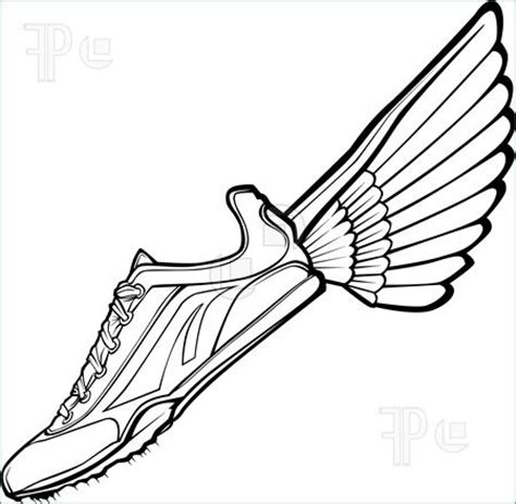 running shoes with wings clipart running shoes with wings clipart clipart panda free