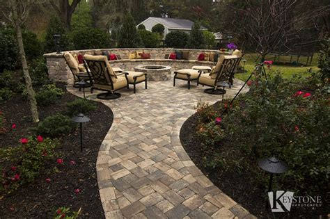 keystone pit 17 best images about patios walkways on