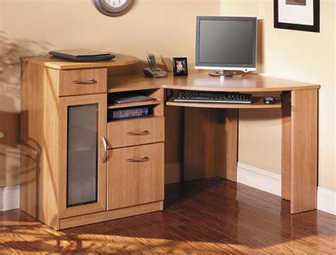 corner office desk with storage un bureau informatique d angle quel bureau choisir pour