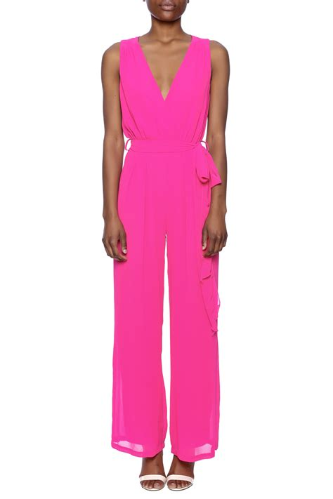 Jumpsuit Conny miss avenue pink jumpsuit from connecticut by connie b
