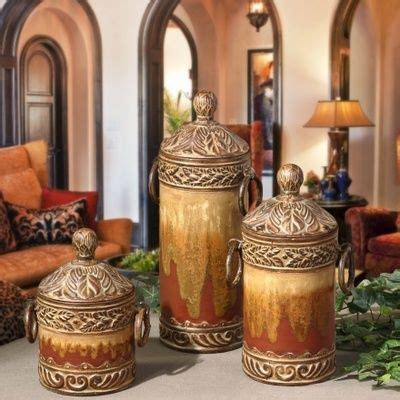 tuscan style kitchen canisters 104 best home decor canister sets jars sets images on canister sets cooking ware