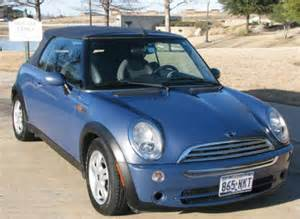 2006 Mini Cooper Automatic Buy Used 2006 Mini Cooper Convertible 2 Door 1 6l