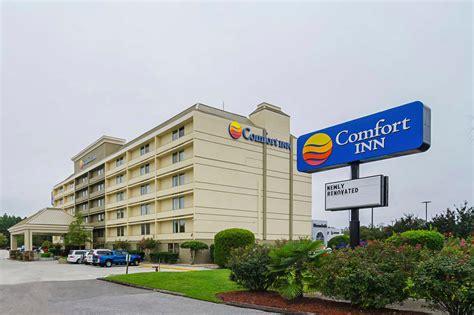 Comfort Inn University In Wilmington Nc 910 791 4