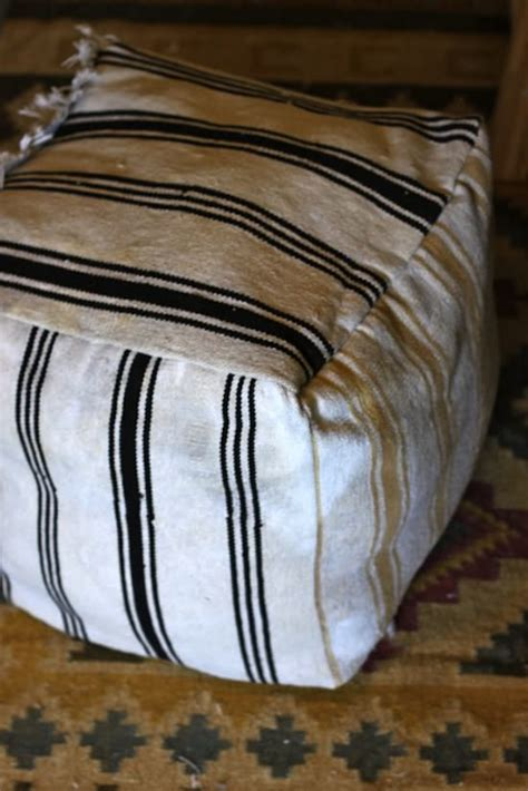 Upcycle Ottoman Furniture Upcycle That