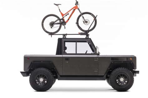 bollinger b1 bollinger b1 all electric utility truck revealed