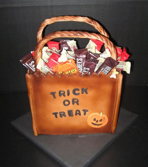 Wyldes Bag Of Tricks Treat Purse by Trick Or Treat Bag Cakecentral