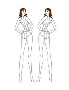 fashion model template croqui croqui poses fashion models hd