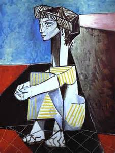 picasso paintings of jacqueline picasso the spare room