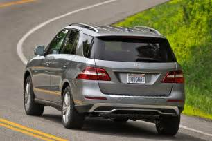 Mercedes 2014 Ml350 2014 Mercedes M Class Reviews And Rating Motor Trend