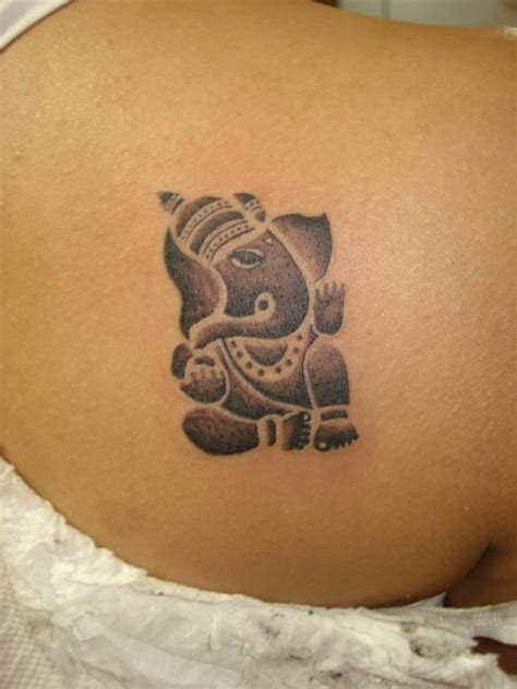 small ganesh tattoo ganesh tattoos page 3