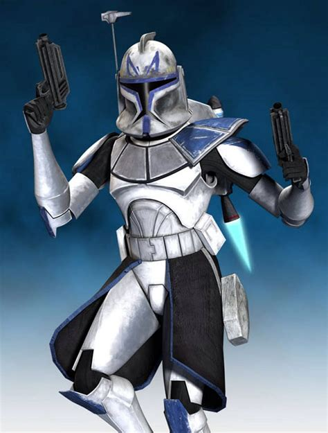x clones ct 7567 quot rex quot is a clone trooper captain who served in