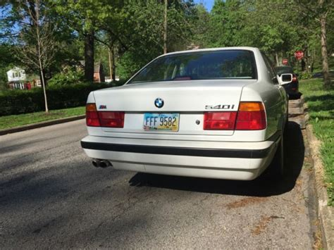 car owners manuals for sale 1995 bmw 5 series electronic throttle control bmw 5 series 4 door sedan 1995 aplinewhite for sale wbahe5325sga64818 1995 bmw 540i beautiful car