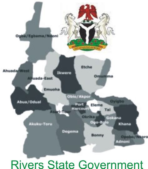 rivers state of nigeria schedule of commissioning of