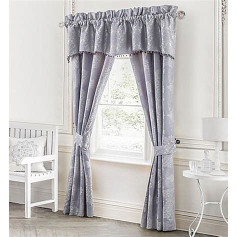 87 inch curtains buy waterford 174 linens veranda 87 inch rod pocket window