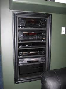 In Wall Audio Rack Home Theater Feature Wall Dsu Mike