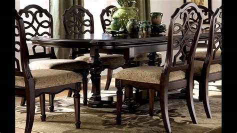 coronado dining table traditional dining tables ashley furniture formal dining room sets alliancemv com