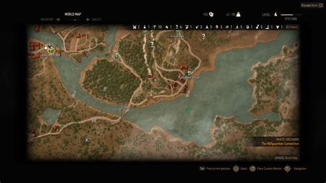 How To Search On By Location The Witcher 3 Hunt Guide How To Find A Chest Shore
