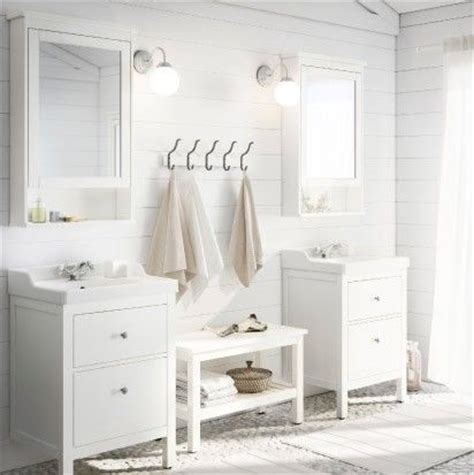 hemnes bathroom series a traditional approach to a tidy
