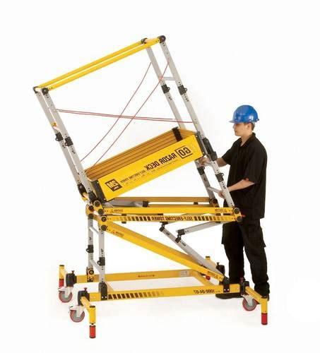 2 Mal 2 Meter Decke by Abru Razor Deck Tower 2 Meter Aladder Co Uk