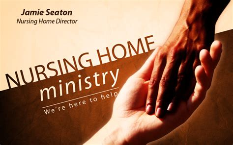 related keywords suggestions for nursing home ministry