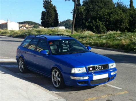 Audi Rs2 Avant For Sale Usa by 1994 Audi S2 Coupe Pictures Information And Specs