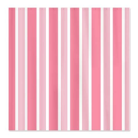 pink stripe shower curtain pink striped shower curtain by acertaincurtain faded pink