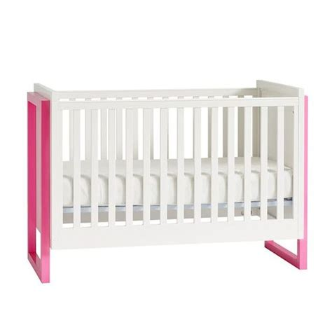 Potterybarn Cribs by Ducduc Caign Ii Painted Crib Copy Cat Chic