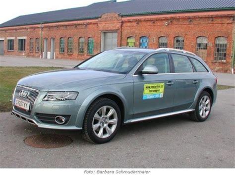 Audi A6 Allroad Gebrauchtwagen Test by Audi A4 Allroad Quattro 2 0 Tfsi S Tronic Im Test Auto