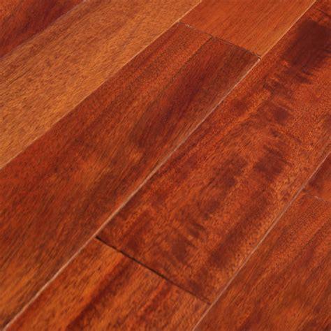 4 Pc Solid Wood Mahogany Andiroba Royal Mahogany Hardwood Flooring Andiroba