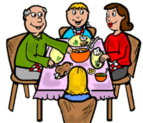Dining Room Picnic Table by Family Meals Not Just A 50 S Myth Megan Stuke S Blog
