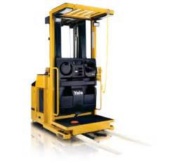 Picker Forklift by Yale Pacific Os030bf Ef Fs Ss030bf Order Pickers