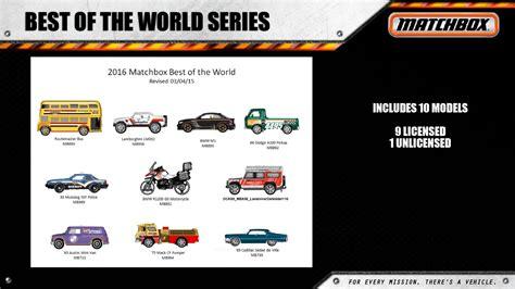 Hotwheels Dan Matchbox Motorcycle new matchbox bimmer for 2016 bmw cca forum