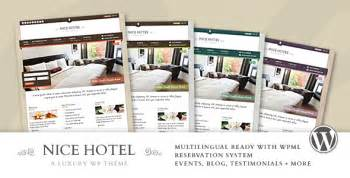 themes wordpress hotel nice hotel wordpress theme by quitenicestuff themeforest