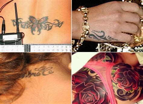 cheryl cole tattoo collection of 25 cheryl cole