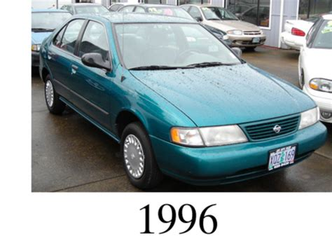 1996 nissan sentra repair manual free