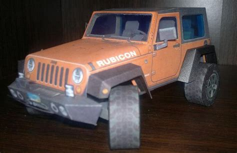 Papercraft Jeep - 69 best images about mis papercraft on