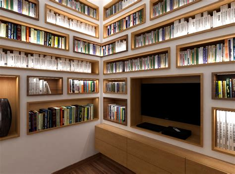 Eclairage Led Bibliotheque by Design D Une Biblioth 232 Que Sur Mesure Par Abema