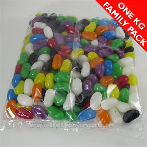 Jelly Gold Jelly Jelly Blue Organic 1 Kg jelly beans 1kg lollies nz