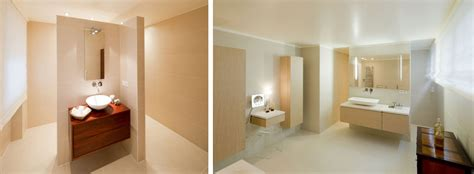 ferreiras bathrooms modern villa a 60s building is turned into a single